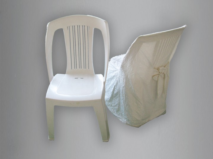 Coprisedia Per Sedie Plastica.Sedia Con Coprisedia Noleggio Sedie Cortona Arezzo